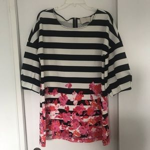 Anthropologie Tunic shirt